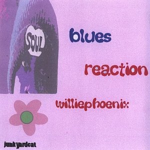 Image for 'Blues Reaction'