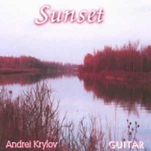 Bild för 'Sunset. Classical guitar music.'