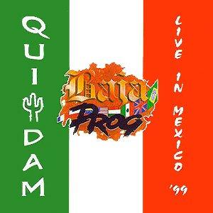 Imagem de 'Baja Prog: Live in Mexico '99'