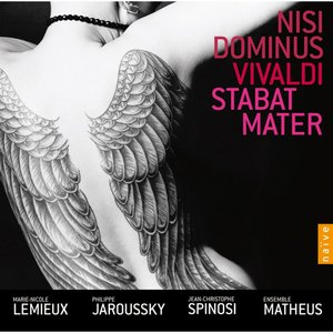 Image for 'Vivaldi: Nisi Dominus, Stabat Mater'