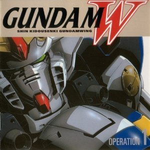 Image for 'Mobile Suit Gundam Wing: Operation 1'