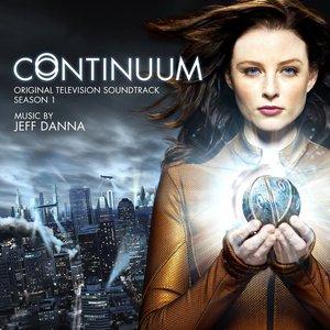 Image pour 'Continuum (Original Television Soundtrack)'