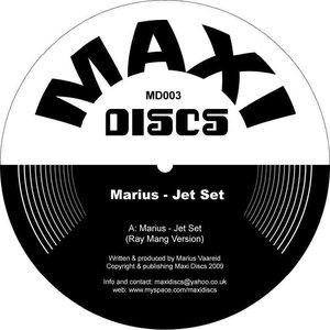 Image pour 'Jet Set - Ray Mang Versions'