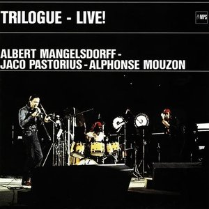Image for 'Trilogue - Live!'
