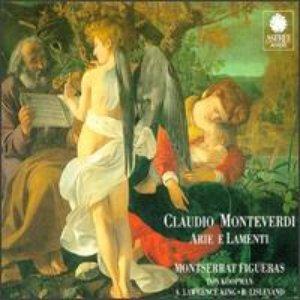 Image for 'Claudio Monteverdi: Arie E Lamenti'