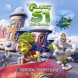 Bild für 'Planet 51 the Game (Original Soundtrack)'