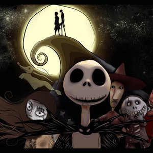 Image for 'Cast - The Nightmare Before Christmas/Danny Elfman'