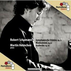 Image for 'Schumann: Symphonische Etüden, Op. 13 - Waldszenen, Op. 82 - Arabeske, Op. 18'