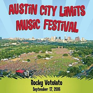 Image pour 'Live at Austin City Limits Music Festival 2006: Rocky Votolato'