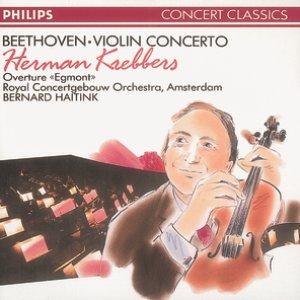 Image for 'Beethoven: Violin Concerto/Egmont Overture'