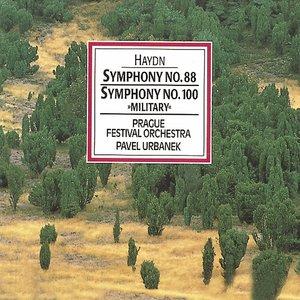"Image for 'Haydn: Symphony No. 88 & Symphony No. 100 ""Military""'"