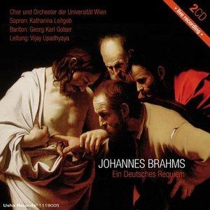 Image for 'Brahms: Ein Deutsches Requiem'