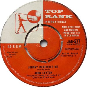 Image for 'Johnny Remember Me'