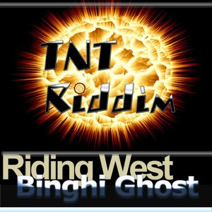 Image for 'Riding West'