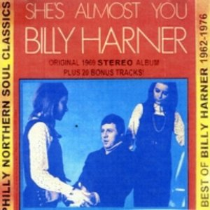 Image for 'Best Of Billy Harner 1962-1976'