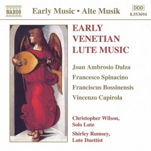 Image for 'Early Venetian Lute Music'