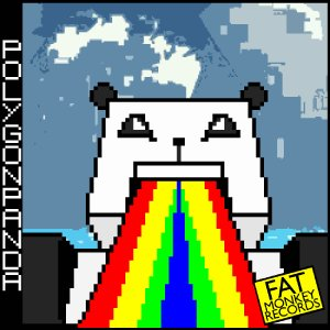 Image for 'The Polygon Panda'