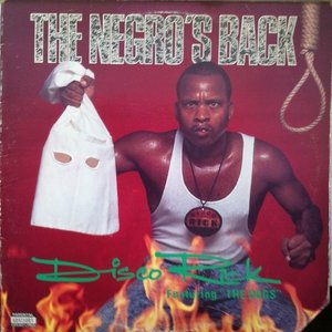 Image for 'The Negro's Back'