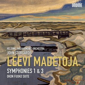 Image for 'Madetoja: Symphonies Nos. 1 and 3 & Okon Fuoko Suite'