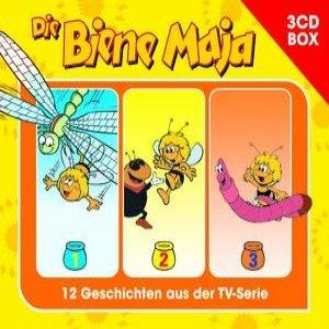 Image for 'Die Biene Maja - Hörspielbox'