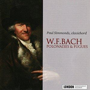 Image for 'W.F. Bach: Polonaises & Fugues'