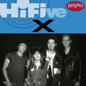 Image for 'Rhino Hi-Five: X'