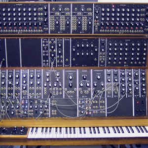 Image for 'The Moog Machine'