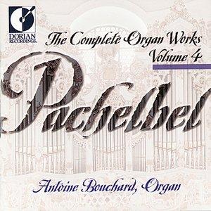 Bild för 'Pachelbel - The Complete Organ Works, Volume 4'