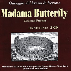 Image for 'Puccini: Madama Butterfly'