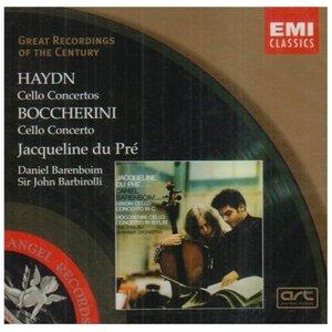 Image for 'Haydn Cello Concertos Nos. 1 & 2/ Boccherini Cello Concerto in B flat'