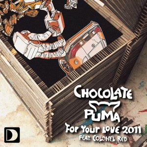 Image for 'Chocolate Puma Feat. Colonel Red'