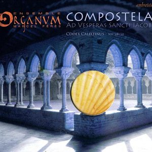 Image for 'Compostela: Ad vesperas Sancti Jacobi (feat. conductor: Marcel Pérès)'