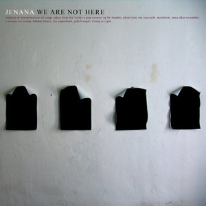 Image pour 'We Are Not Here'