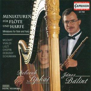 Image for 'Flute and Harp Arrangements - Tartini, G. / Bach, J.S. / Mozart, W.A. / Tchaikovsky, P.I. / Liszt, F. / Grieg, E. / Chopin, F.'