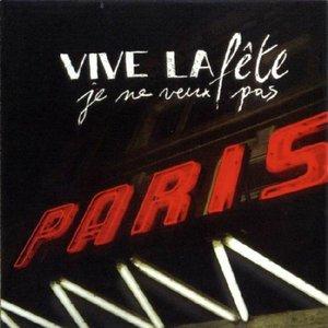 Image for 'Je Ne Veux Pas'