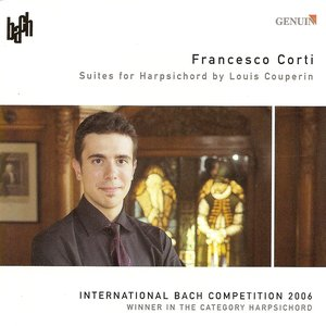 Immagine per 'Couperin, L.: Suites in C Major / E Minor / A Minor / F Major (International Bach Competition 2006, Winner in the Category Harpsichord)'