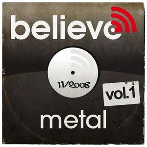 Image for 'Believe Digital Sessions - Metal vol.1 (Dark Mood)'