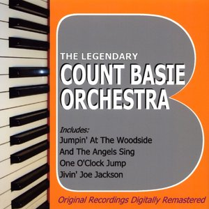 Image for 'The Legendary Count Basie Orchestra'