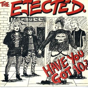Image for 'The Best of the Ejected'