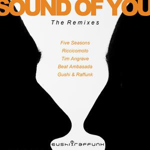 Image for 'Sound Of You - The Remixes'