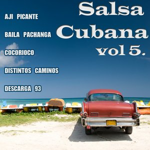Image for 'Salsa Cubana Vol.5'