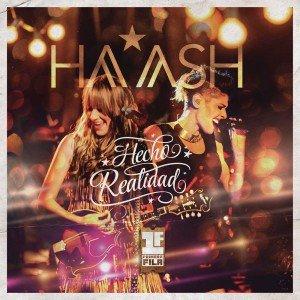 Image pour 'Ha-Ash Primera Fila - Hecho Realidad'