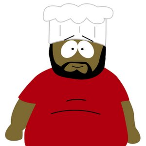 Image pour 'Chef  (The voice of Chef is Isaac Hayes)'