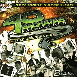Bild för '40 Bachatas Pal Pueblo vol 2'