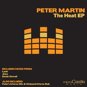 Image for 'The Heat EP'