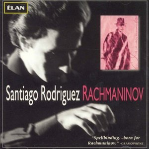 "Image for 'Santiago Rodriguez plays Rachmaninov (includes ""live"" Rachmaninov Concerto No 3)'"