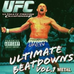 Bild för 'UFC Ultimate Beatdowns Vol. 1 Metal'