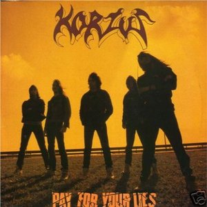 Image for 'Pay For Your Lies'