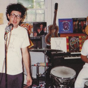 Imagem de 'Jad Fair & Daniel Johnston'