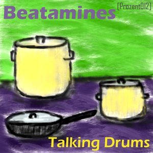 Image for 'Talking Drums [Prozent012]'